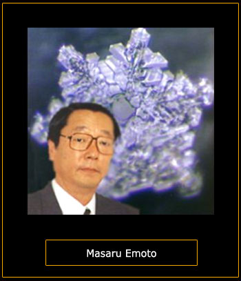 Click here for Masaru Emoto's website